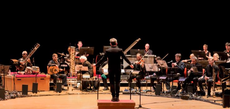 British Paraorchestra Birmingham Symphony Hall concert FEB 18th 2017 (23)PARA ORCHESTRA 3-2