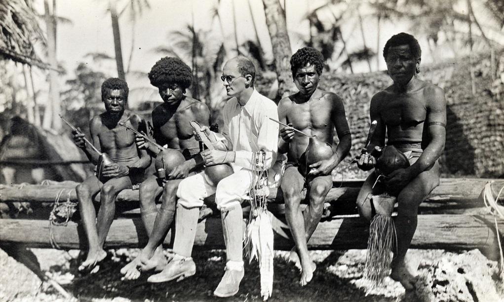 Bronisław Malinowski, Trobriand Islands, c.1918