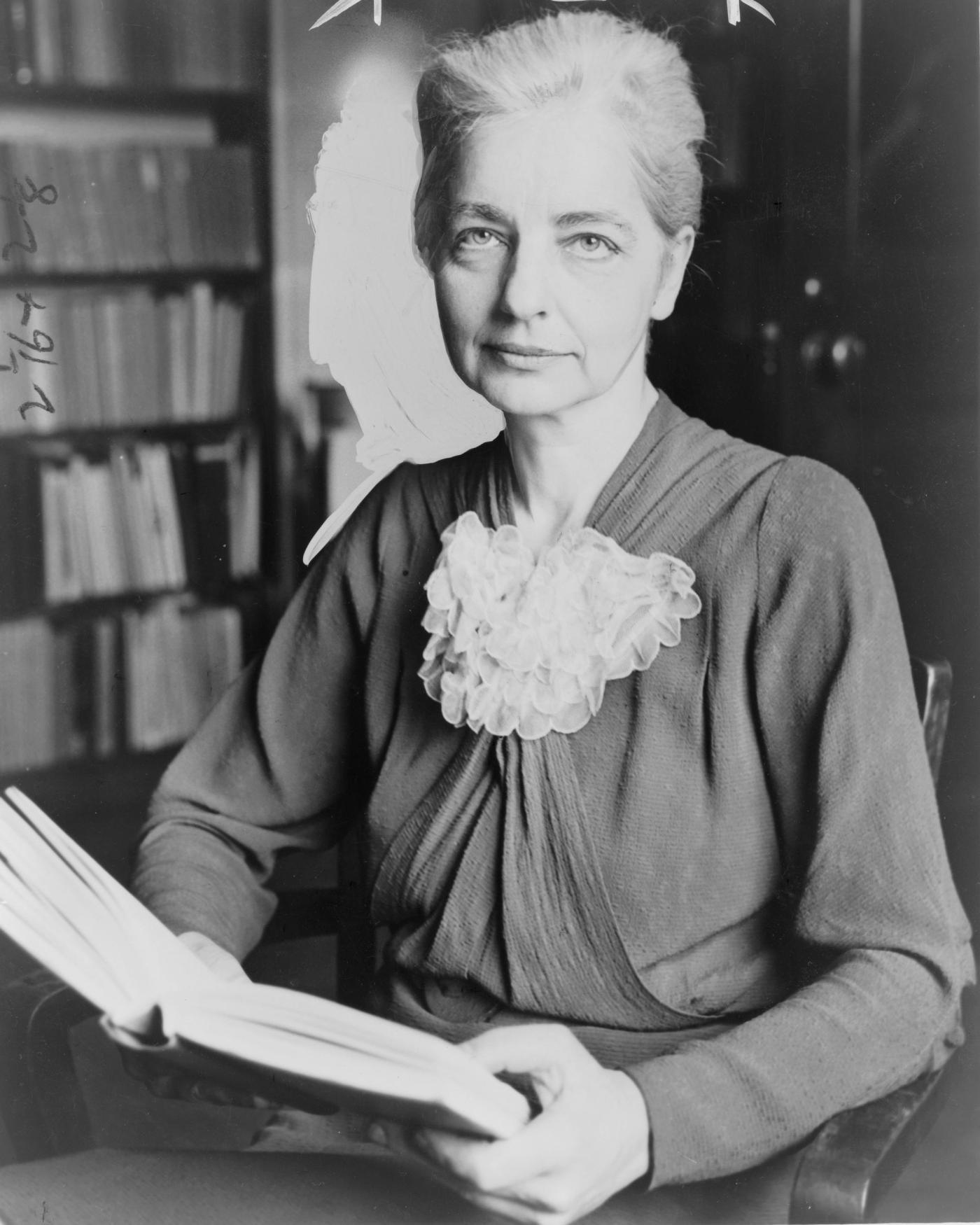 Ruth Benedict, C.1937