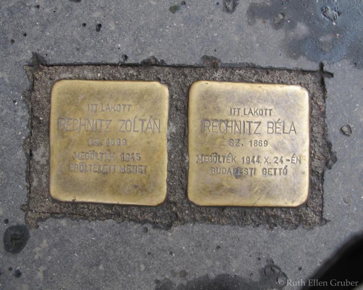 Budapest-Roman-Stolpersteine-wm1