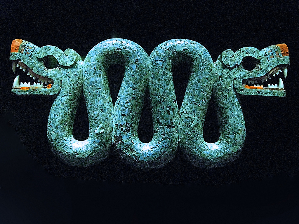 Flickr double headed serpent